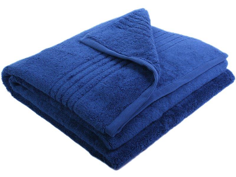 1beb6237112aaf Ręczniki Bawełniane Empire Granatowe 750 gsm | Łazienka \ Ręczniki ...